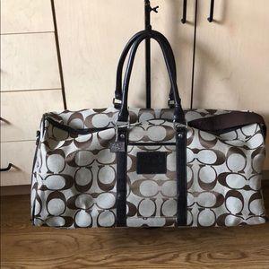 Weekender/Duffle Travel Bag